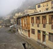 مکان های اقامتی ماسوله