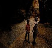 غار زینه گان، ایلام
