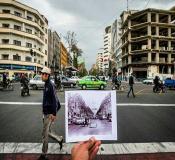 خیابان لاله زار تهران - تابستان سال ۱۳۳۵
