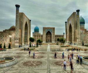تور ازبکستان |سمرقند و بخارا|