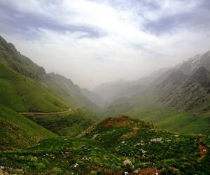 تور کردستان و اورامانات |خرداد در دامنه های شاهو|