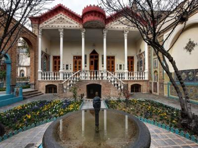 تور خیابان سپه (تهرانگردی توپخانه تا باغ شاه)