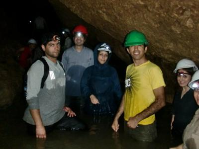 تور غار آبی دانیال |تور تعطیلات مرداد|