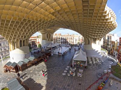 تور اسپانیا |معماری اندلس|