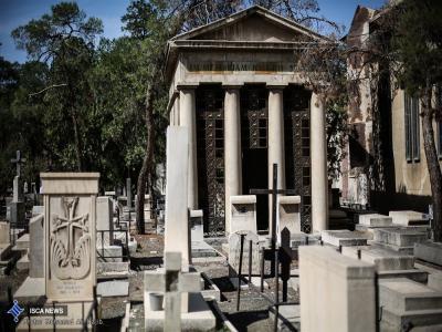 روايت مهاجران جنگ جهاني دوم در ايران|قبرستان دولاب