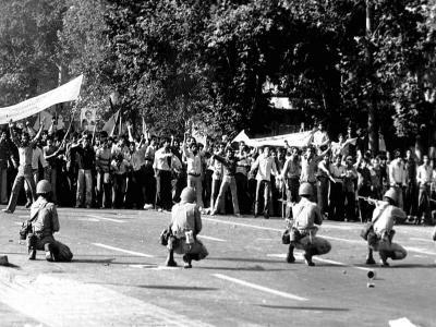 آواز کشتگان | تور درگذشتگان بهشت زهرا از ابتدا تا انقلاب 57|