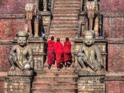 نپال |سرزمین معابد، آیین ها و اساطیر|(اجرای دوم)
