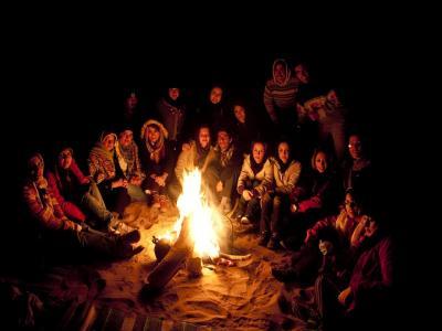 تور چهارشنبه سوری |دریاچه حوض سلطان تا پاسنگان|