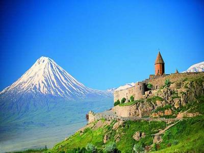 تور طبیعت گردی ارمنستان |تور نوروز 96|