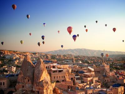 عجایب ترکیه | آنکارا،کاپادوکیا،پاموکاله،قونیه،سلجوق |