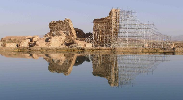 تخت سلیمان تا قره کلیسا |سفر به سرزمین کهن|