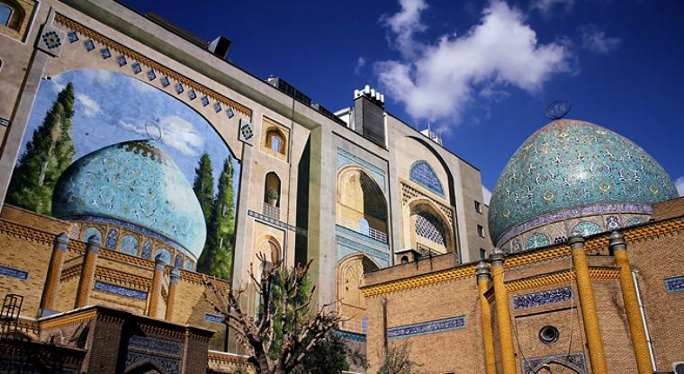 مسجد فخرالدوله