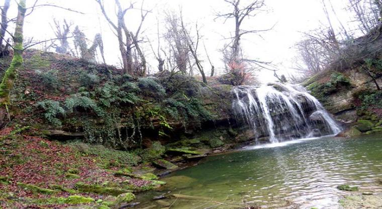 تور یک روزه هفت آبشار