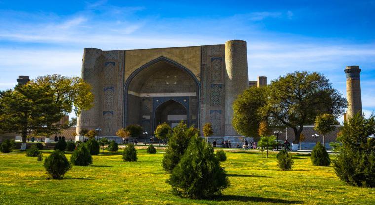 سمرقند ازبکستان
