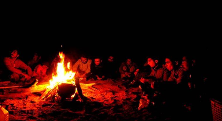 تور کویر مصر |زندگی به رنگ شن زار|