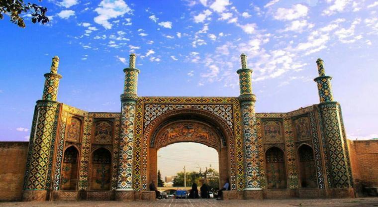 دروازه تهران