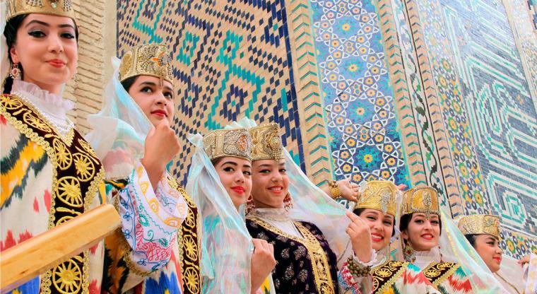 تور ازبکستان