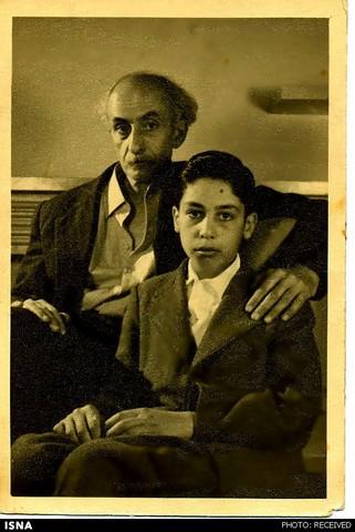 شخصیت های تاریخی |نیما یوشیج|