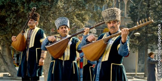 موسیقی آذری