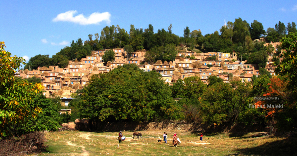 روستای زنوزق ماسوله آذربایجان