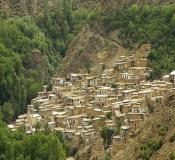 تور کردستان | پالنگان، روستای ایستاده |