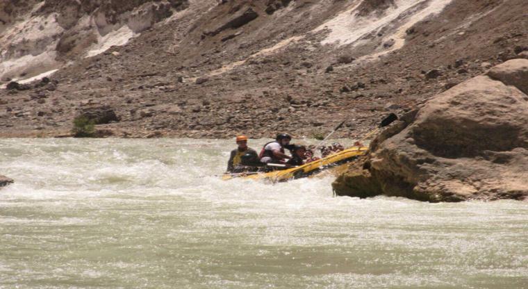 تور رفتینگ  در رودخانه خروشان |هفته دوم شهریور|