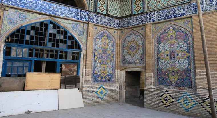 تور تهران گردی |رج زدن سنگلج|