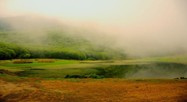دریاچه ویستان و ییلاق برهسر |هفته چهارم مهر|
