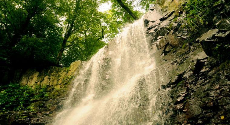 تور جنگل های سیاهکل و آبشار لونک  هفته چهارم شهریور 