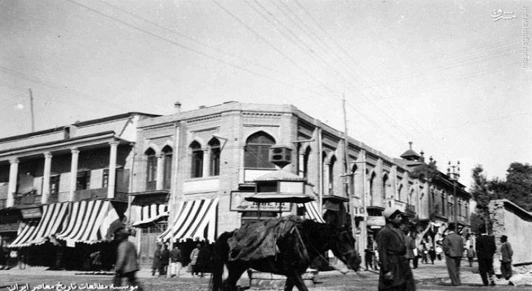 تور تهران گردی |خیابان لاله زار|