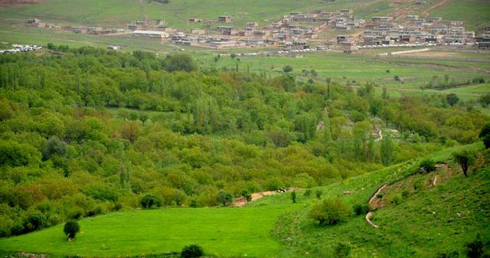 تور هورامان و کردستان  سفرنامه اردیبهشت 94